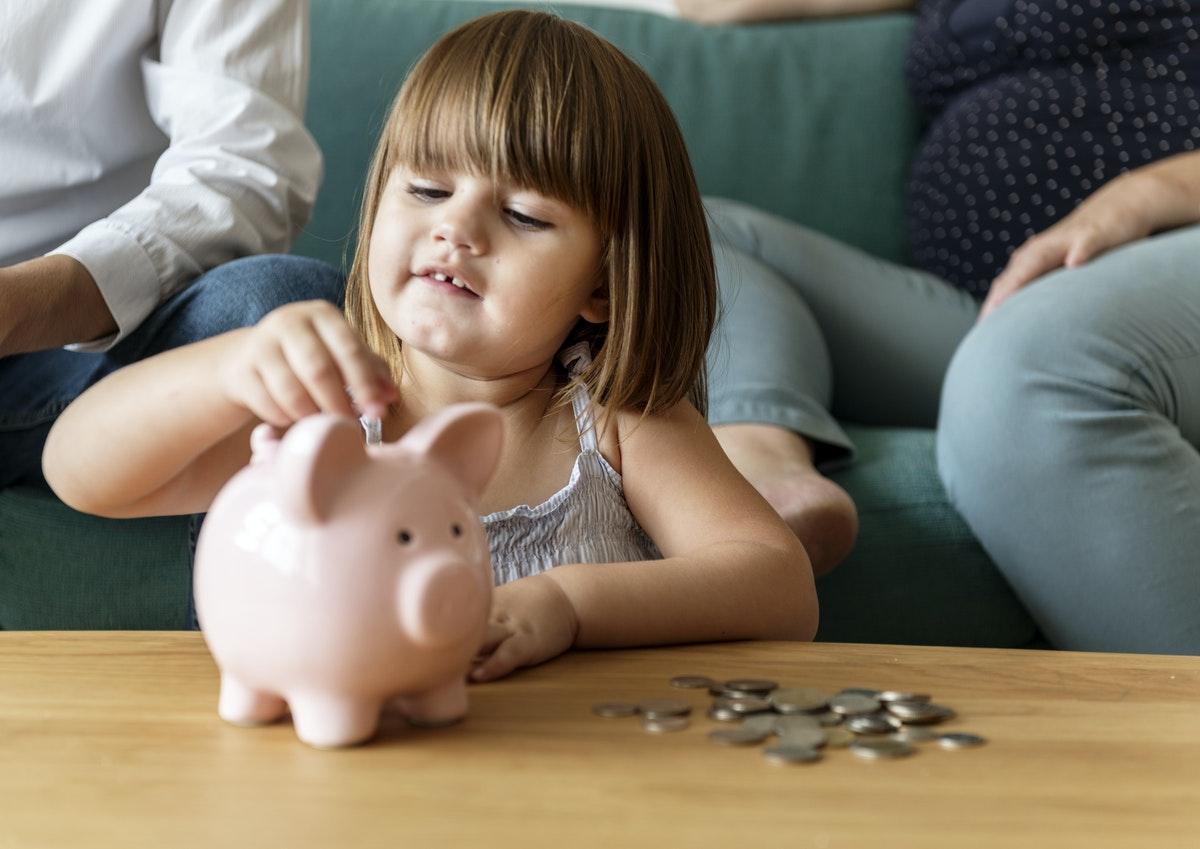 Ensinando crianças a economizar dinheiro? 1x dicas de economia para crianças